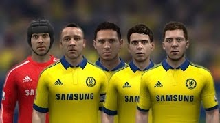 FIFA 15 | Chelsea FC New Away Kit 14/15 Thumbnail