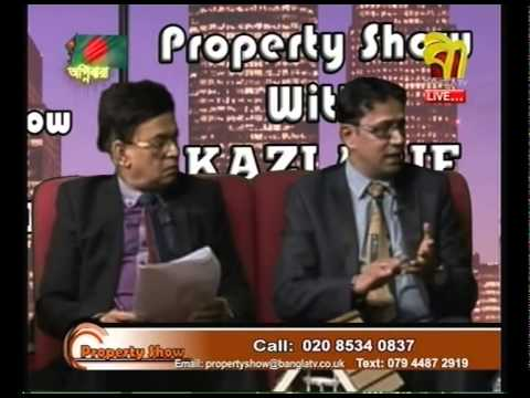 Property Show with Kazi Arif -  with Mohib Choudhury