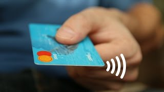 Kontaktlos und Bargeldlos bezahlen via Smartphone und Kreditkarte mit NFC