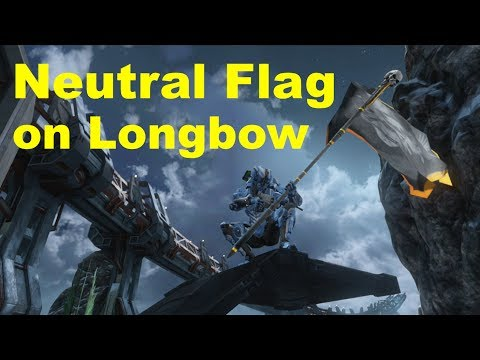 Longbow Neutral Flag - Genesis Tips & Tricks