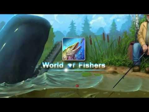 Русская реальная рыбалка на андроид World Of Fishers