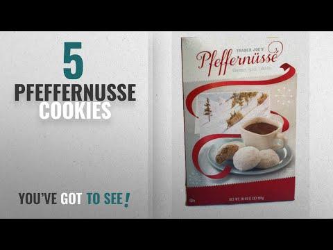 Best Pfeffernusse Cookies [2018]: Trader Joe's Pfeffernusse German Spice Cookies-limited Holiday