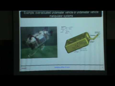 Control Techniques for Robotics, Dr.Santhakumar.M, IITI