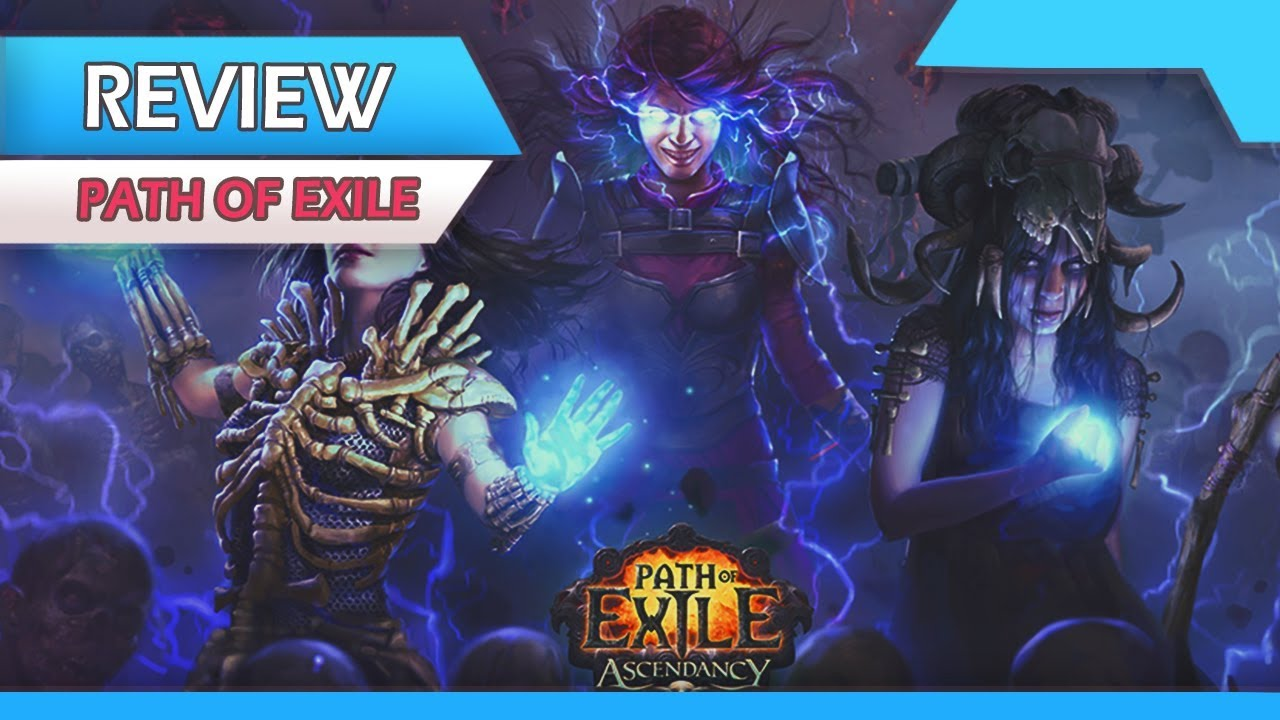 Why Path Of Exile Was The Best Arpg Of 2017 A Path Of
