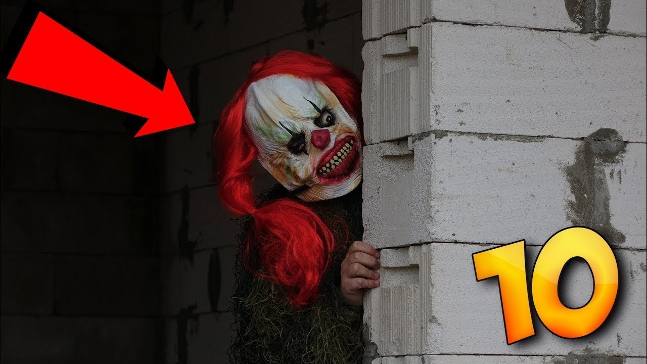 top 10 most scary masks for halloween 2017! prank your friends