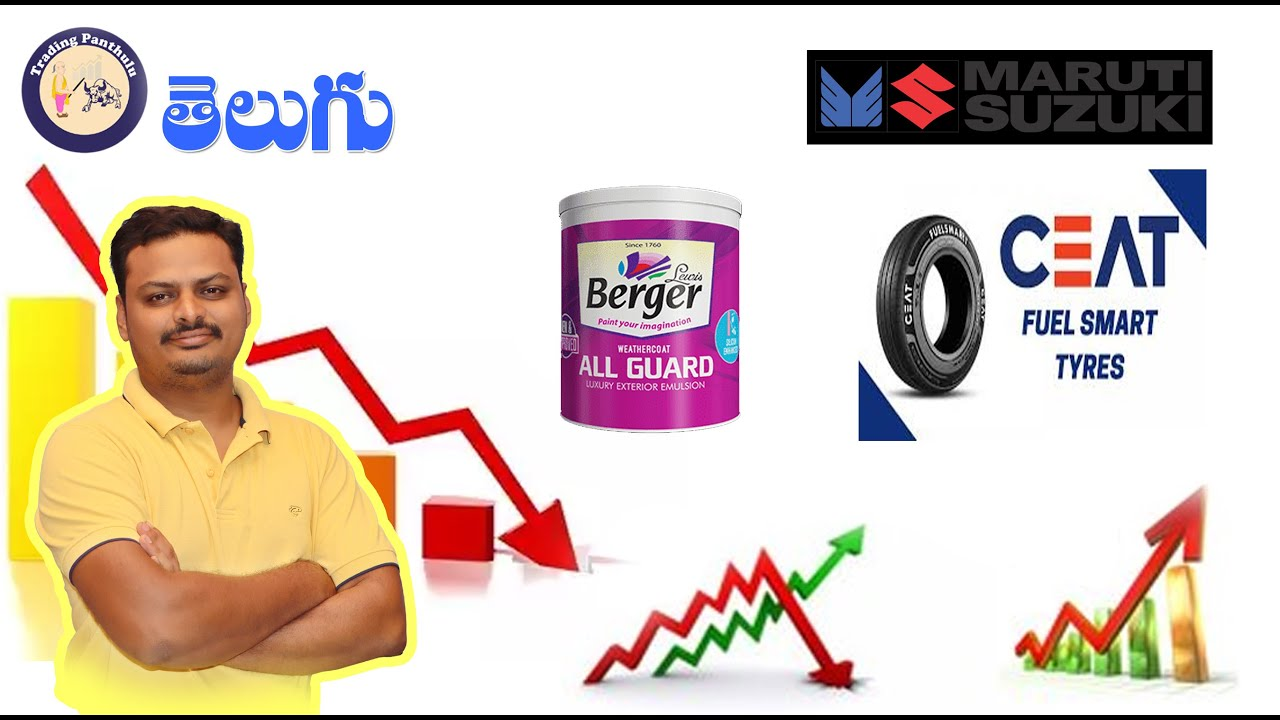 Stock Market Today | Nifty and Bank Nifty Level | Maruthi | Berger Paints | CEAT Ltd |