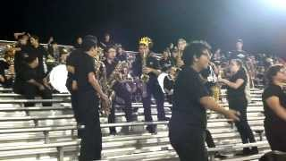 Star Jam by the Sax section Southwest High School