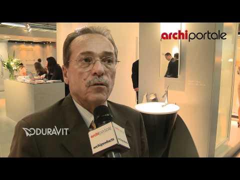 ARCHIPORTALE CERSAIE 2011 - DURAVIT