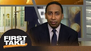 Stephen A. reacts to Robert Kraft & Michael Rubin visiting Meek Mill in prison | First Take | ESPN