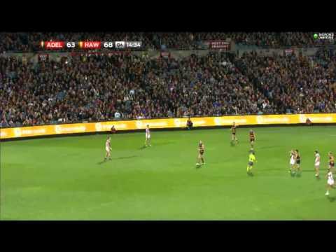 AFL: Worst free ever?
