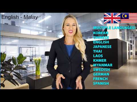 Malay(Bahasa Malaysia)-English: 500 Most Common Words In English-Malay: Bahasa Inggeris