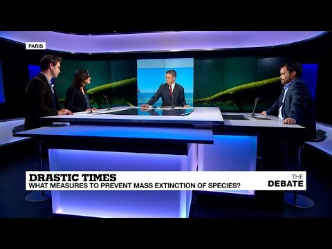 Drastic times: What measures to prevent mass extinction of species?
