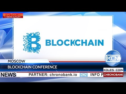 KCN ICO conference in Moscow