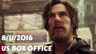 US Box Office (8/11/2016) أفلام البوكس أوفيس