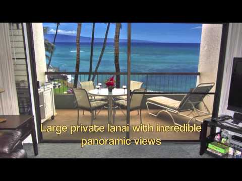 Beautiful Maui Direct Oceanfront Luxury Vacation Rental at the Beachfront Hale Mahina