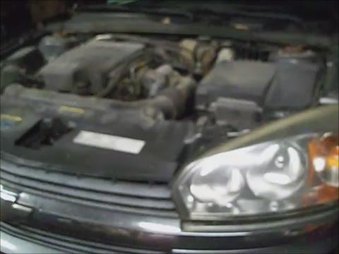 Chevy Malibu 35l `05 w T45 automatic transmission fluid filter