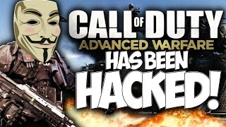 CALL OF DUTY: ADVANCED WARFARE HAS BEEN HACKED!! PRE-LAUNCH HACKERS RULE ONLINE MULTIPLAYER!!