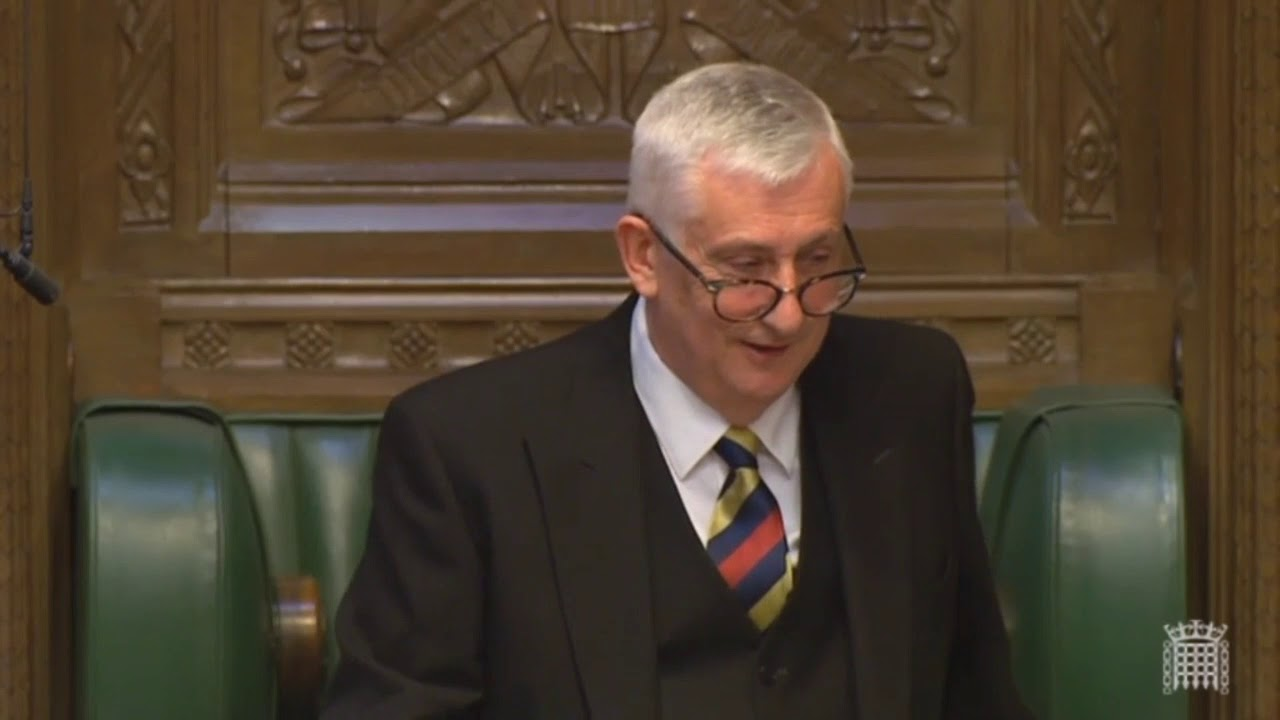 Mps cheer Lindsay Hoyle - YouT...