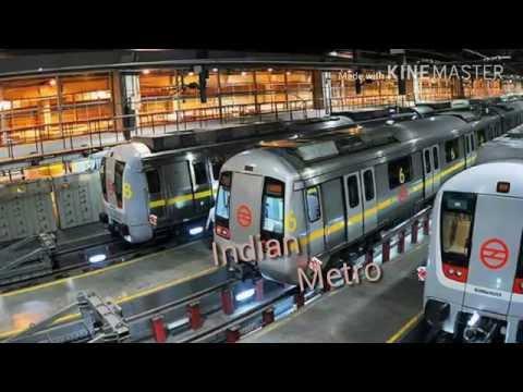 Indian metro vs Korean metro