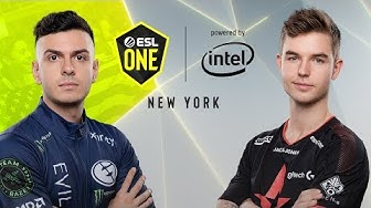 CS:GO - Evil Geniuses vs. Astralis [Inferno] Map 1 - Grand Final - ESL One New York 2019