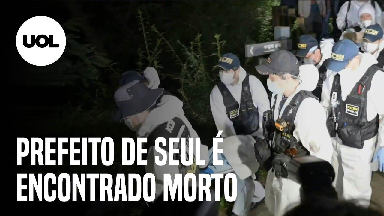 PREFEITO DE SEUL É ENCONTRADO MORTO - online