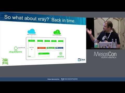 JFrog & Mesosphere DC/OS: Deploying Cloud-Native Design to Diverse Environments (Mark Galpin, JFrog)