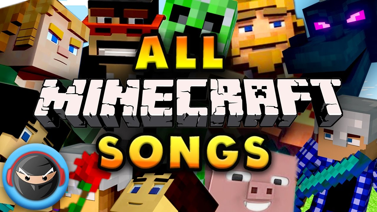 Minecraft song 1 hour playlist tryhardninja updated 2017 youtube minecraft song 1 hour playlist tryhardninja updated 2017 ccuart Gallery