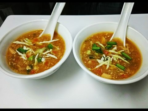 Hot And Spicy Chicken Soup/ Chicken Soup Recipe/ Spicy Chiçken Soup