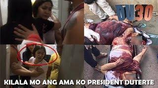 ANAK na si Nova Parojinog nagwala sa kulungan, may sinabi tungkol kay Pres  Duterte