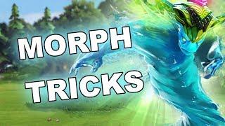 Dota 2 Tricks Morphling Abuse 713