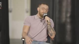 UFC 202: Conor McGregor Press Day Archive