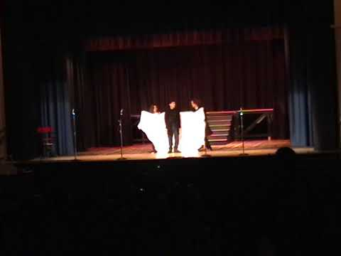 North Hollywood High School Musical Theatre Assembly Feb 2008 Chicago and Cabaret