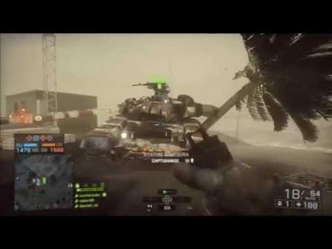 Battlefield 4- Fiz T-bag no Hacker e ele deu Rage Quit (PS3)