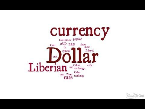 Liberian Currency - Dollar