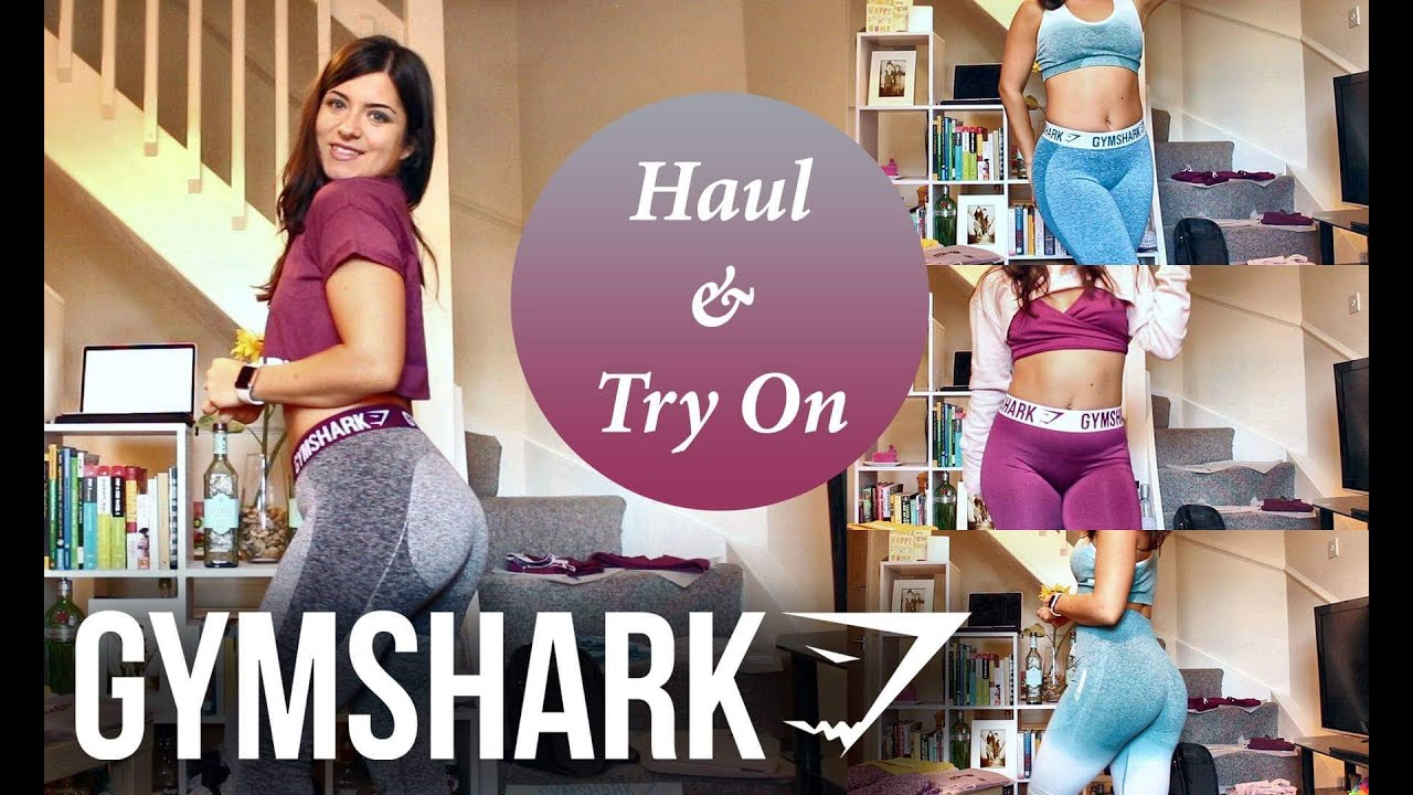 9c2e5a3c421d9 Gymshark Haul - Try On - Mix Match - Size Guide. - YouTube