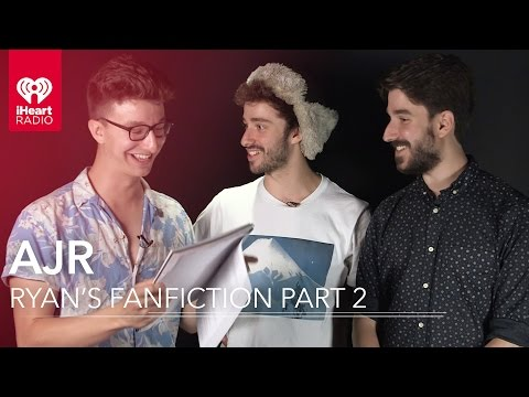 """AJR Reading FanFic Pt. 2: """"On Meeting Maddy"""" 