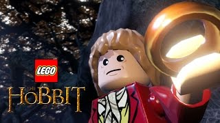 Lego The Hobbit - Bilbo Baggins Gameplay
