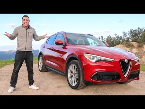 2018 Alfa Romeo Stelvio Review – The Best SUV For $50,000?