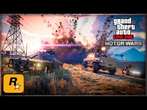 Playing Motor Wars And Racing In The New Rapid Gt Gta Online Live Stream