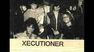 Xecutioner - 2 tracks from Raging Death Comp. LP