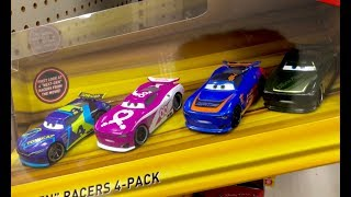 Toy Hunting Disney Cars 3 Toys Next Gen Racer 4 Pack GIVEAWAY - Mini Racer McQueen in 15 & 10 pack