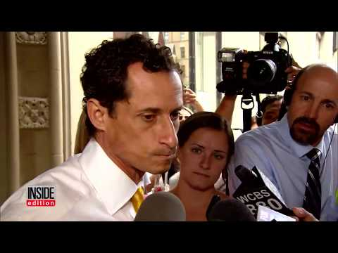 Former Congressman Anthony Weiner Expected To Plead Guilty To Sexting Teen