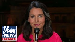 Tulsi Gabbard goes one-on-one with Tucker from Puerto Rico