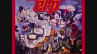 El-P - Deep space 9mm (with lyrics).