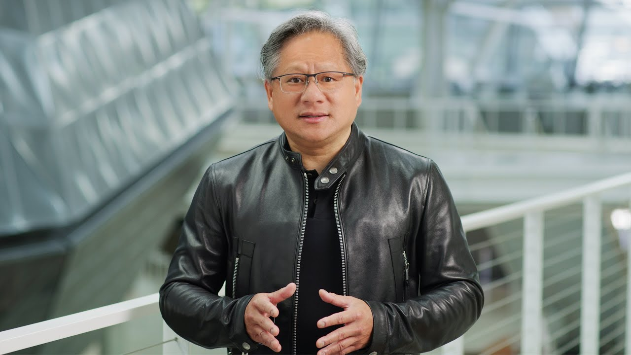 Download NVIDIA CEO Jensen Huang's Teratec Keynote: The Industrial HPC Revolution