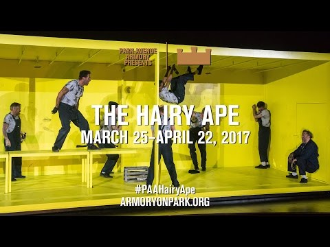 The Hairy Ape: Richard Jones and Bobby Cannavale Discuss Eugene O
