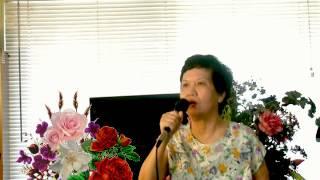 Serenata - Chiều Tà - Hoàng Vân - piano: Hoàng Bá