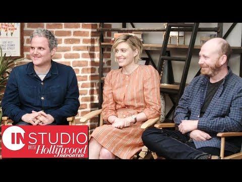 'Lady Bird's' Greta Gerwig on Directing The Film & Old High School Crushes | THR