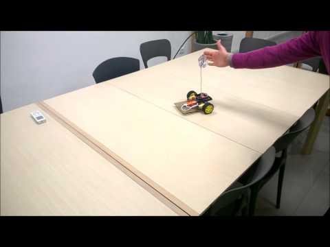 VIPER Rover Motor control Test