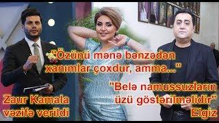"""Zaur Kamala vəzifə verildi, """"Özünü mənə bənzədən xanımlar çoxdur"""" - Şəbnəm"""